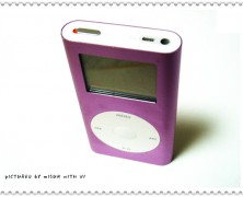 APPLE IPOD MINI +ATH-EM7